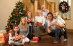 Как весело встретить Новый год — примеры и советы. Новый год дома в теплом семейном кругу: идеи, конкурсы и сценарии