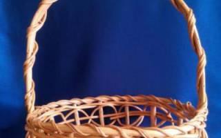 Плетение корзин из ивы: советы для начинающих. Плетеный забор своими руками