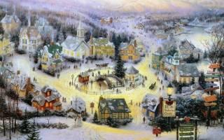 История празднования нового года и рождества. Традиции празднования рождества и нового года в разных странах