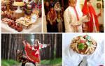 Свадебные обычаи и традиции русского народа. Свадебный обряд русского народа