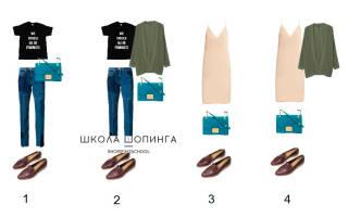 По какому принципу нужно выбирать себе одежду. Как создать идеальный базовый гардероб