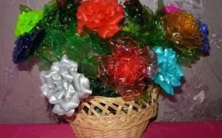 Розы из пластиковых бутылок своими руками пошаговая инструкция. Роза из пластиковой бутылки: мастер классы с подробным описанием