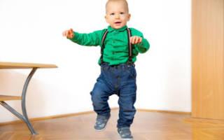 Почему ребенок ходит на цыпочках в 8 месяцев. Хирургия в лечении. Причины неправильной ходьбы здорового ребенка