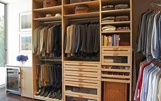 Хранение одежды — правильная организация места в шкафу или комнате. Как ухаживать за шерстяной одеждой