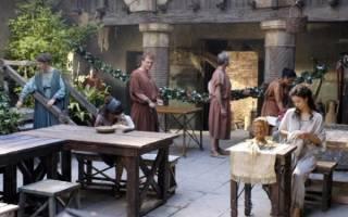 Традиции первой брачной ночи. Свадебный обряд первой брачной ночи в Древнем Риме. Положение женщины в доме