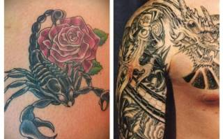 Уход за татуировкой: что делать в первые дни и недели после нанесения. Противопоказания к татуировке и последствия