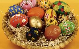 Информация на тему пасха. Пасха: краткая история возникновения праздника. С чем связана традиция освящения хлеба — артоса