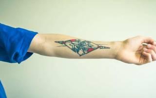 Тату в стиле оригами: бумажные журавлики в эскизах для татуировок. Японское вдохновение. Обзор дизайнерских проектов в стиле оригами Оригами в необычном стиле