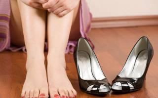 Натерли ноги обувью — что делать? Что можно сделать с туфлями, если они трут сзади