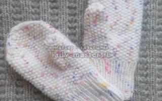 Вязание детских рукавиц спицами. Варежки детские спицами. Для самых маленьких и не только. Детские идеи зимних варежек