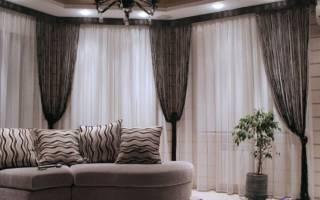 Как можно сделать шторы в домашних условиях. Как сшить шторы фото. Полное описание процесса пошива портьер
