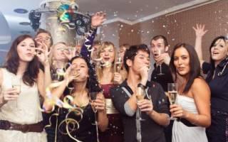 Как можно отметить новый год с друзьями. Необычные идеи для встречи нового года. Праздничное мероприятие должно обладать особенной тематикой