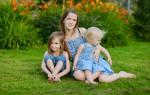 Статус про двух дочек короткие. Лучшие стихи про дочку