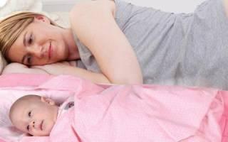 Первые дни после роддома советы