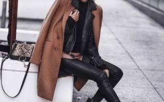Цветовые тренды осень женская мода. Что носить осенью: модная осенняя одежда — фото идеи