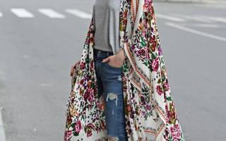 Восточный стиль: как и с чем носить кимоно этим летом