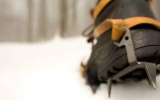 Советы чтобы обувь не скользила. Что делать, чтобы обувь не скользила по льду? Как выбрать подошву для зимы