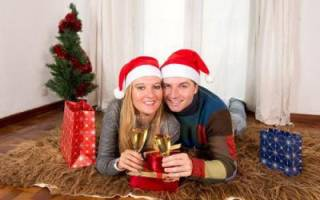 Как встретить Новый год вдвоем с любимым? Романтические идеи. Новый год вдвоем