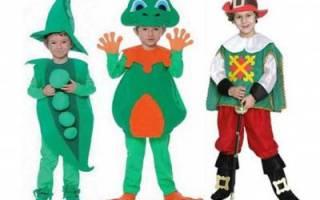 Сделать самой новогодний костюм мальчику 10 лет. Карнавальный наряд из разряда «представители флоры». Основное – узнаваемые атрибуты