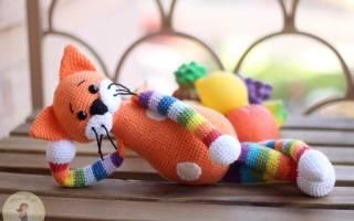 Вязание маленьких игрушек для начинающих. Вязаные игрушки крючком со схемами и описанием. Игрушка мышонок – схема вязания и описание