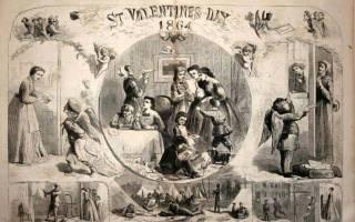 Через тернии: история возникновения Дня святого Валентина. День Святого Валентина: история праздника и традиции