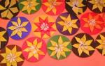 Оригами цветов из бумаги. Схемы. Цветы из бумаги в технике «оригами». Мастер-класс с пошаговым фото