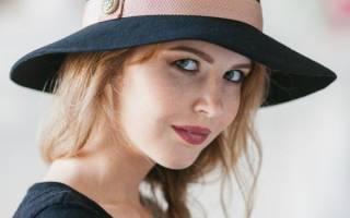 Соломенная шляпа федора. Модная шляпа Федора — с чем носить и кому пойдет? Что представляет собой шляпа федора