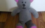 Мягкая игрушка медведя своими руками. Пошаговая инструкция пошива, выкройки для начинающих. Мишки, сшитые своими руками