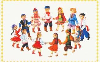 Народные обычаи русского народа. Русский народ: культура, традиции и обычаи