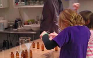 Делаем духи своими руками. Нужно ли учитывать интенсивность запахов. Основная инструкция для изготовления эксклюзивных духов