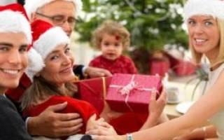 Новогодние развлечения для всей семьи. Веселые конкурсы и игры для всей семьи