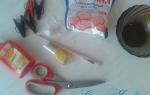 Как делать тычинки для цветов из бумаги. Тычинки для цветов своими руками: пошаговая инструкция, особенности и рекомендации. Материалы для работы