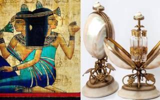 История духов. Из истории духов и ароматов