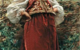 Разновидности и значение русского народного сарафана. Как это было: сарафан, сборник, душегрея и другая праздничная одежда русских крестьян