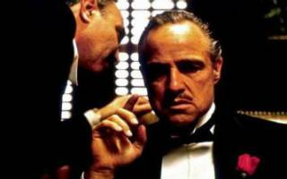 Крестный отец ты просишь меня помощи. Фильм Крестный отец»: цитаты, крылатые фразы и высказывания»