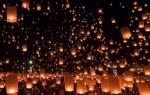 Праздник фонарей в Китае – традиции, обычаи и легенды. Праздник фонарей в Китае (15 фото)
