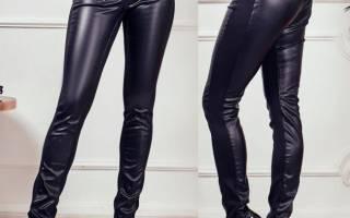 Образы с черными леггинсами. С чем носить леггинсы зимой
