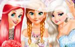 Барби одевалки свадебные платья. Игры для девочек свадебные одевалки