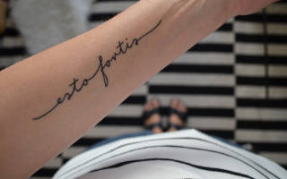 Татуировки шрифты эскизы. Подобрать шрифт для тату на латыни или латинские шрифты для тату надписей