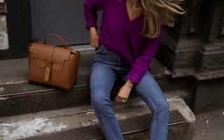 Что носить с джинсами весной? Много стильных идей