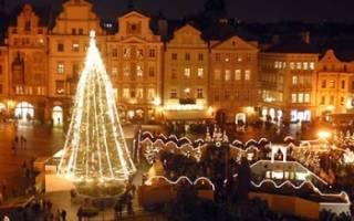 Как празднуют новый год в европе. Традиции празднования нового года