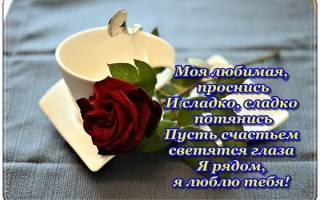 Доброе утро, милая, нежная, лучшего тебе дня. Смс «С добрым утром» любимой девушке. Доброе утро, любимая – красивые пожелания любимой женщине
