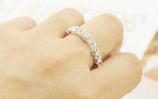 Можно ли носить кольцо на среднем пальце. На каком пальце носить кольцо? Значение колец