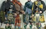 Как называется шотландская юбка. Какая разница между женской и мужской юбкой в Шотландии. Шотландская юбка Тартан — с чем ее носить, чтобы выглядеть стильно