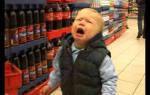 Советы как побороть детские капризы. Детские капризы