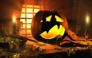 Конкурсы на хэллоуин для большой компании. История, рассказанная перед сном. Традиции нельзя нарушать
